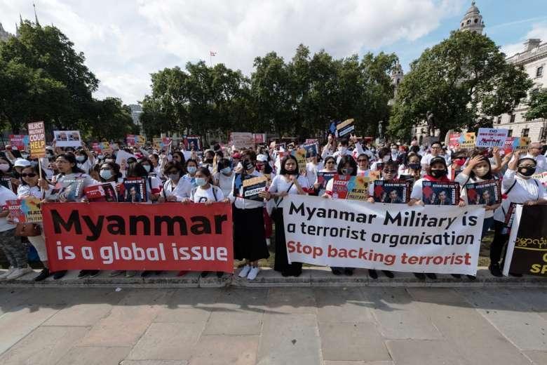Myanmar junta chief faces exclusion from ASEAN summit