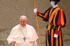 Pope to launch synodal process with Mass in St. Peter's Basilica