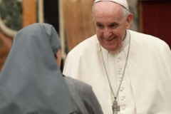 Women religious have key role in synod process, says pope