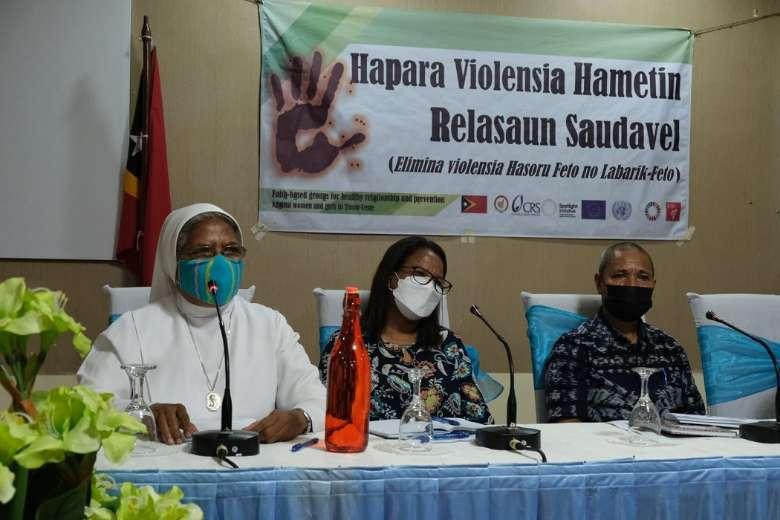 Timor-Leste forum seeks ways to curb domestic violence